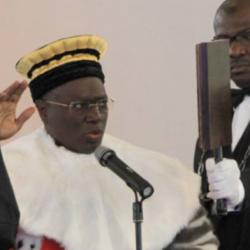 Côte d'Ivoire : prestation de serment du président de la nouvelle Cour des comptes