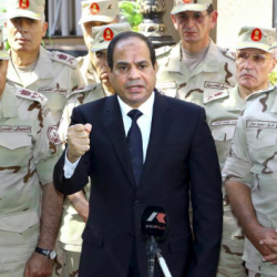 Arrestation massive d'opposants en Egypte avant la présidentielle