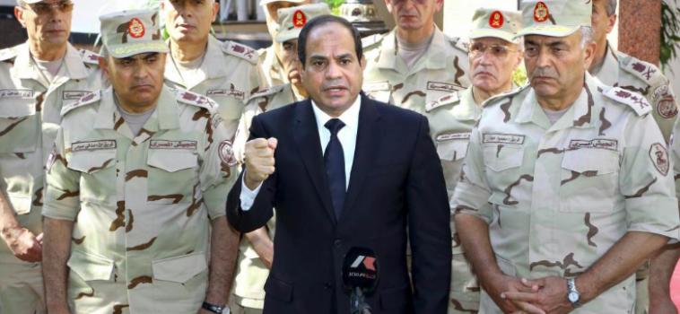 Arrestation massive d'opposants en Egypte avant la présidentielle