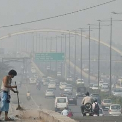 Pollution: le Tribunal Vert en Inde interdit les travaux de construction